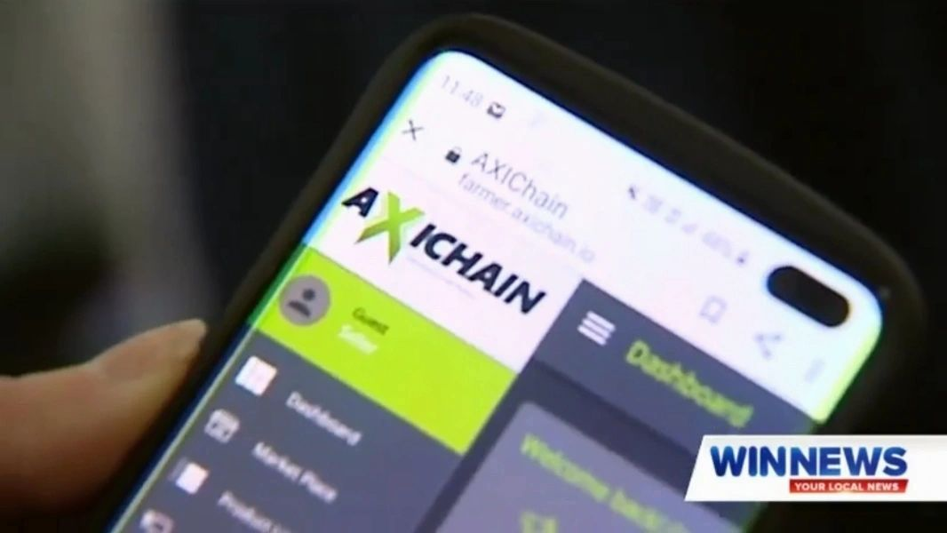 Axichain in 9 news